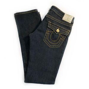 "TRUE RELIGION | Straight ""Billy Super T"" Jeans"